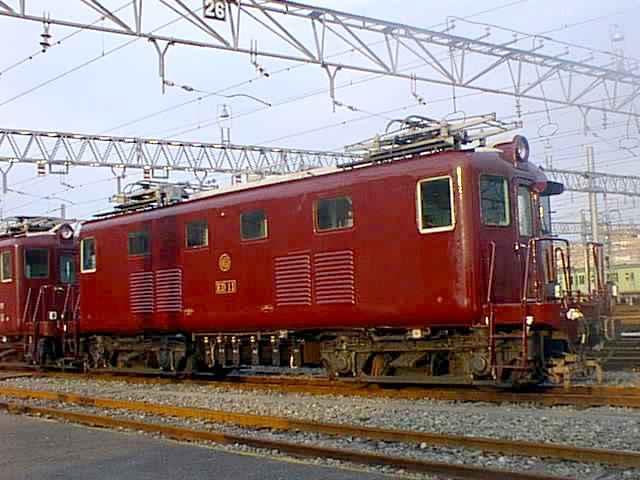 相鉄電気機関車